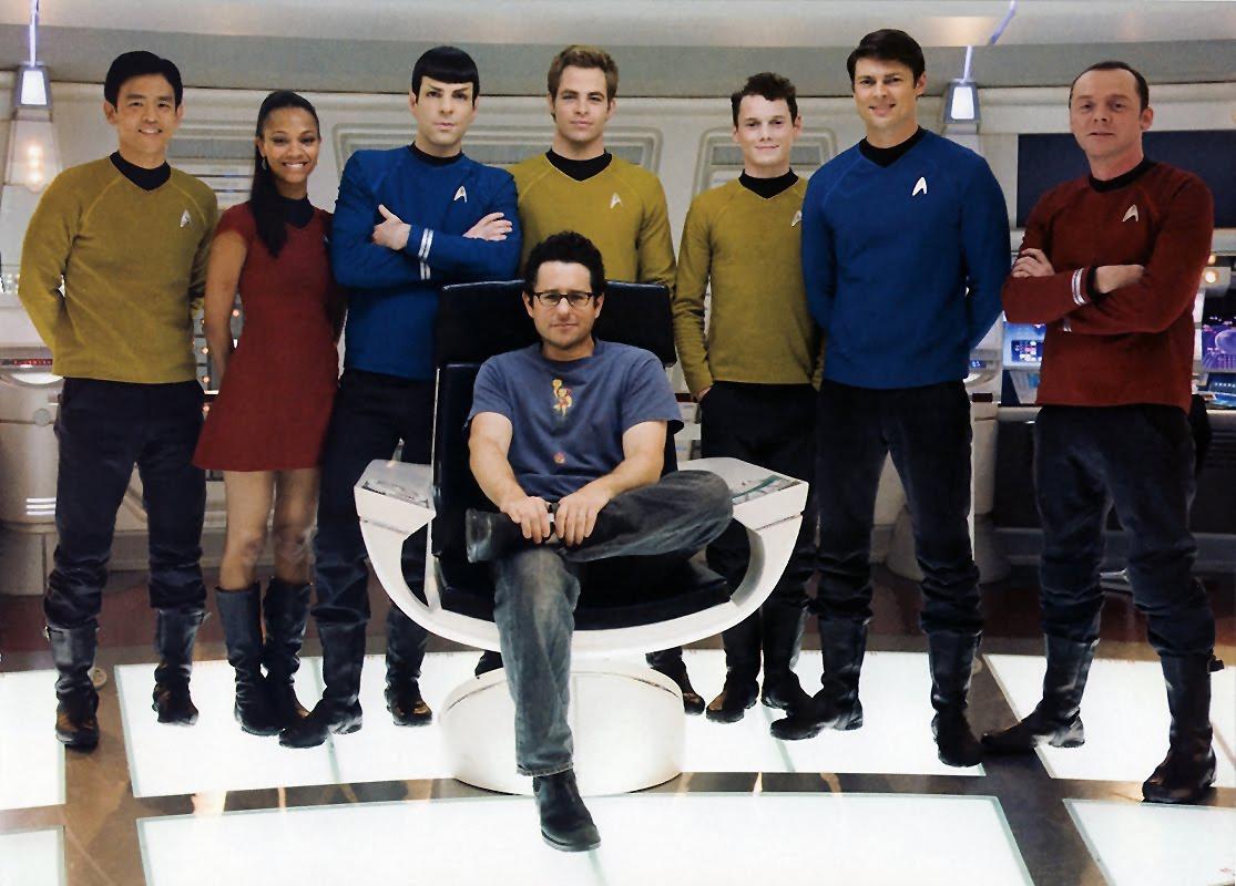 Picture of #11: Star Trek: JJ-verse