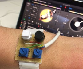 DIDI: A Wearable MIDI Interface for DJ Applications