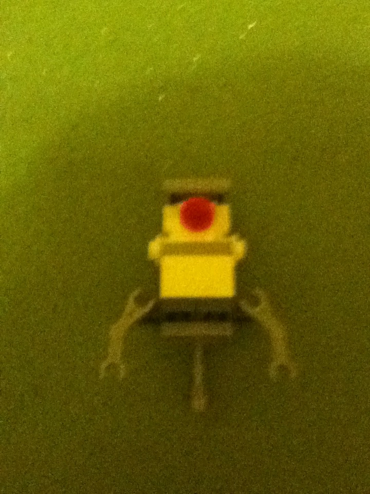 Picture of Lego Portal Sentry