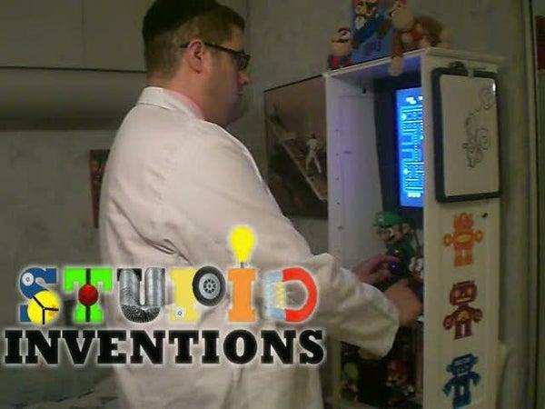 Episode 13: the Hidden Bookshelf Arcade