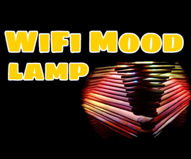 DIY RGB WiFi Lamp
