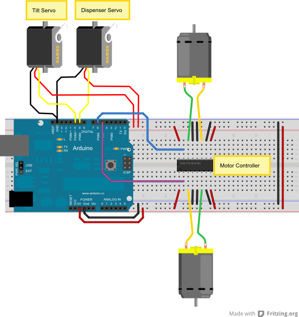 Picture of Connect It to an Arduino