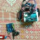 Joystick Controlled Remote Car