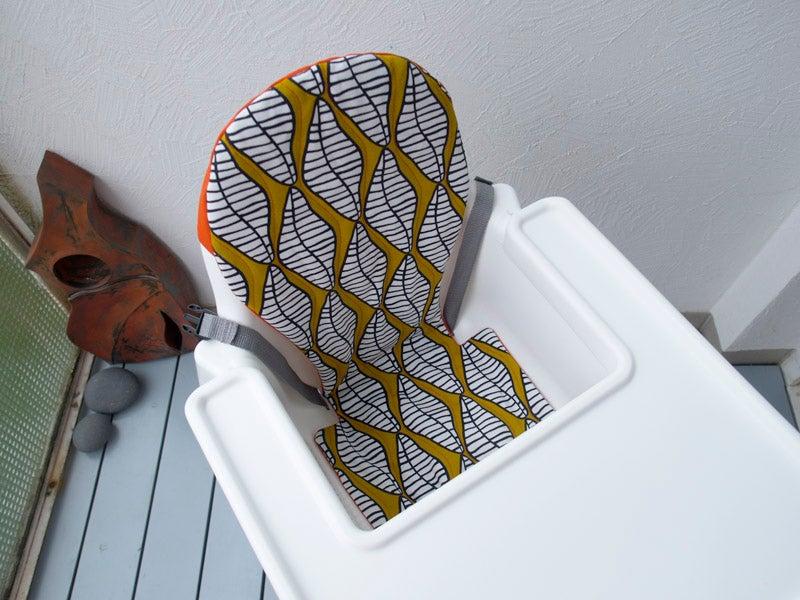Ikea Antilop Highchair Cushion 9 Steps Instructables