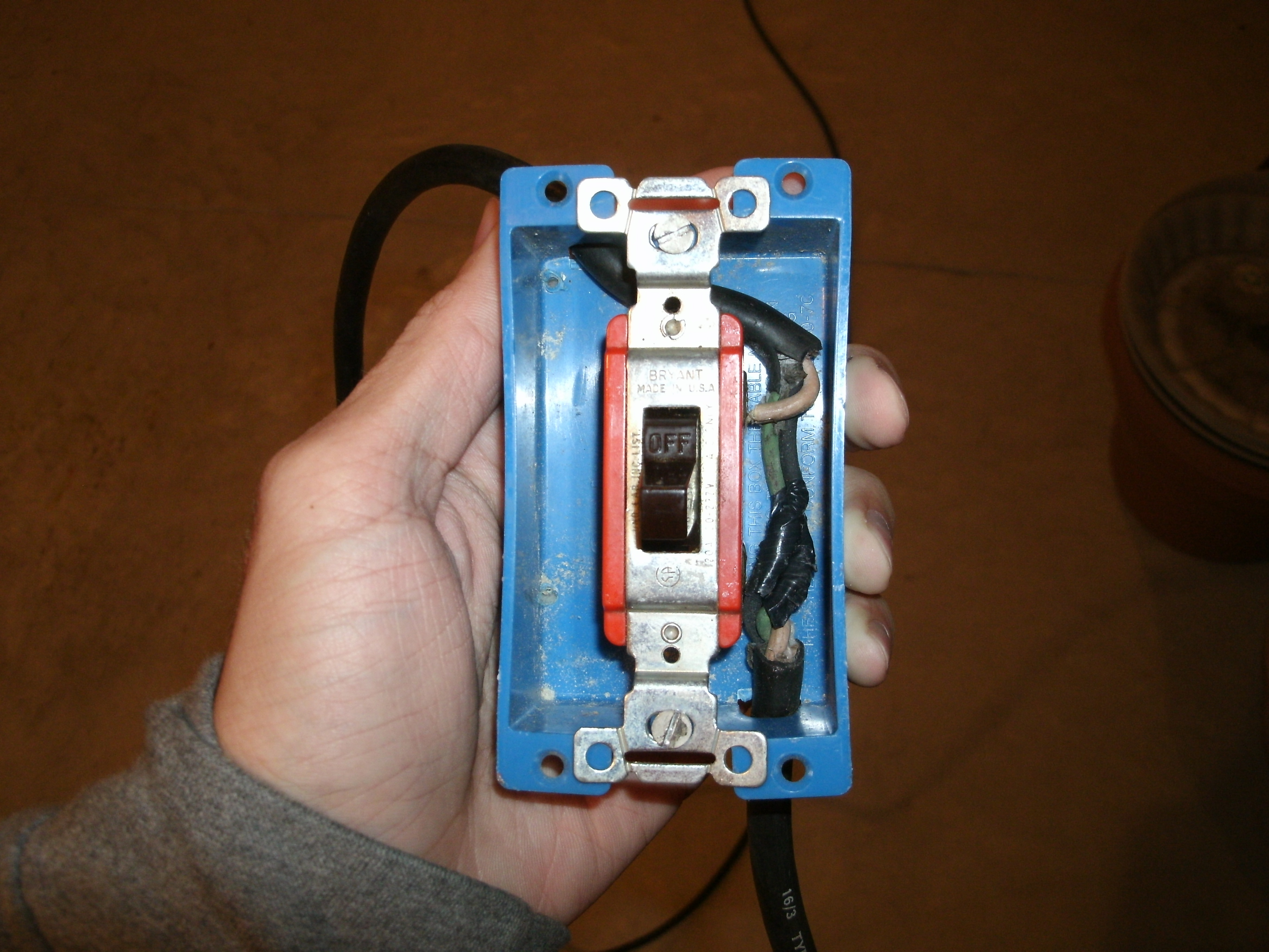 Picture of The Wiring