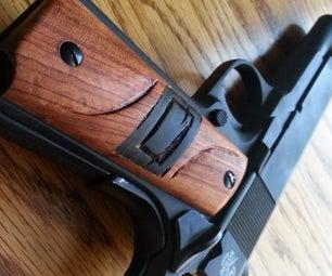 Custom Wood Gun Handles