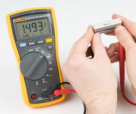 4 Steps to Measure the Internal Resistance of the Battery