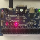 Sequence Detector Using Digilent Basys 3 FPGA Board