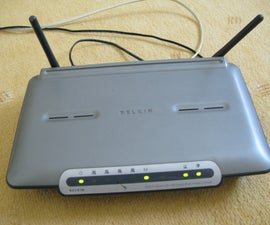 how to Cool your Wireless Network Router and prevent it from slowing down