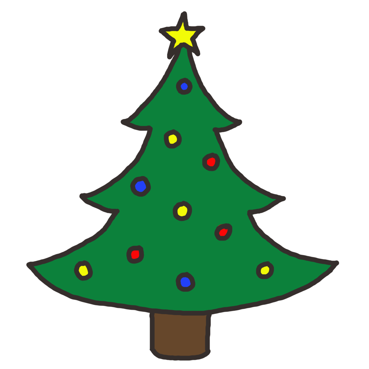 Picture of DIY Christmas Tree