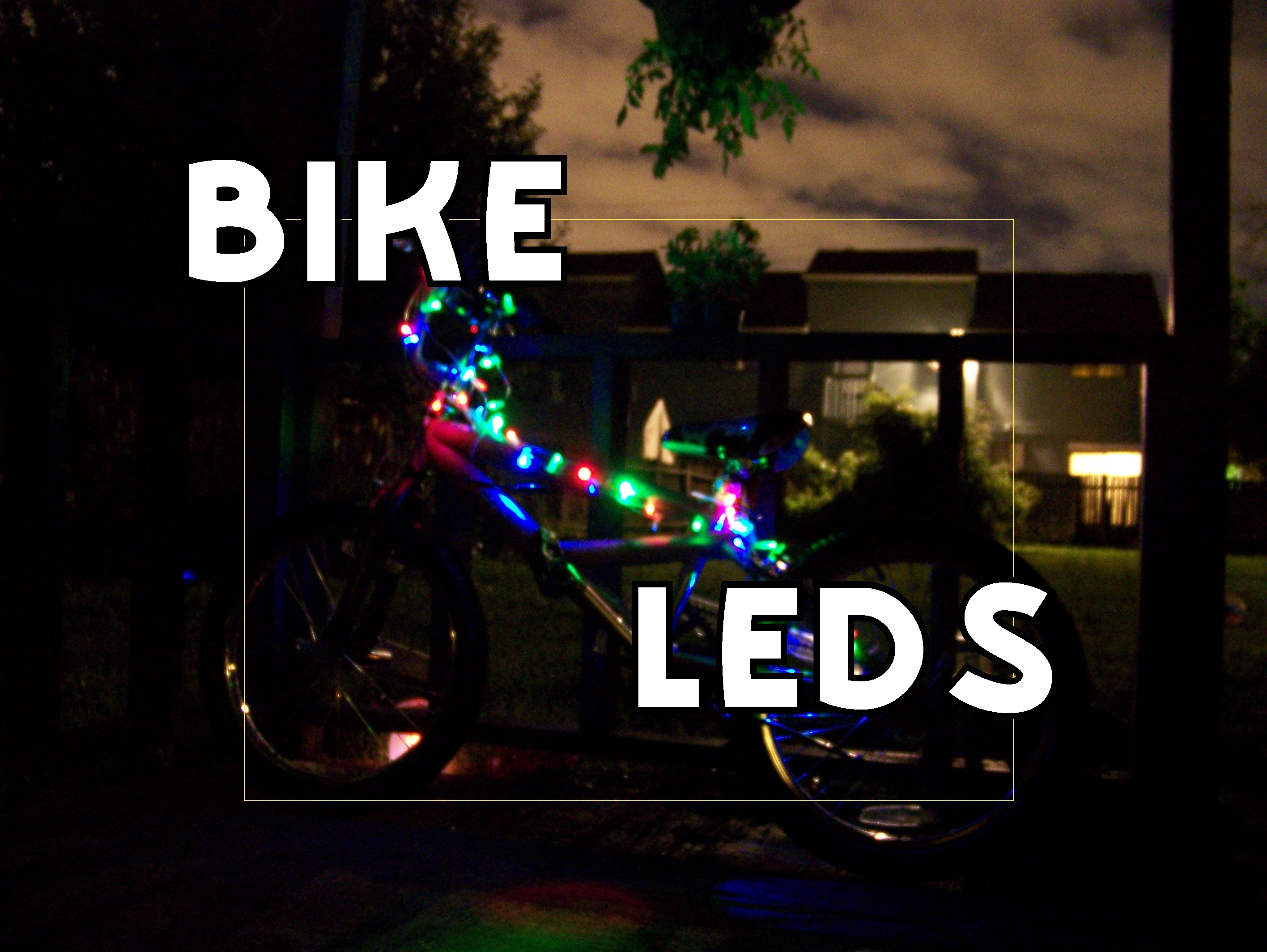 Picture of Make Your Bike Light Up for Style and Safety