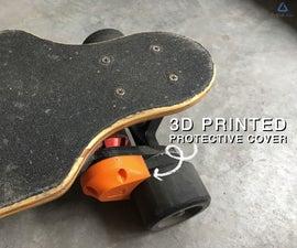 DIY Electric Skateboard (high Power Version)