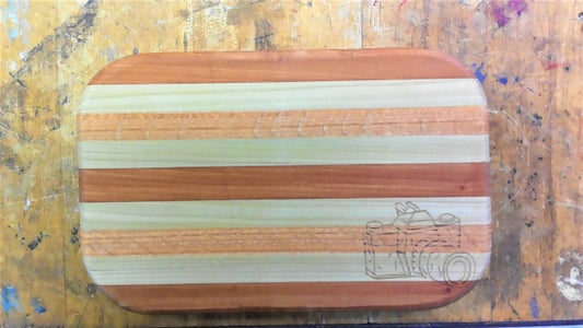 Oil the Board With Cutting Board Oil