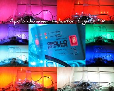 Hack Apollo Jammer & Fix Indicator Lights