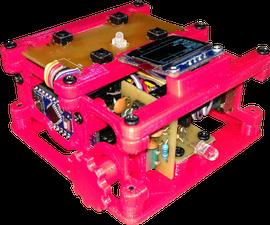 Tim's Cybot Arduino NANO Remote Control