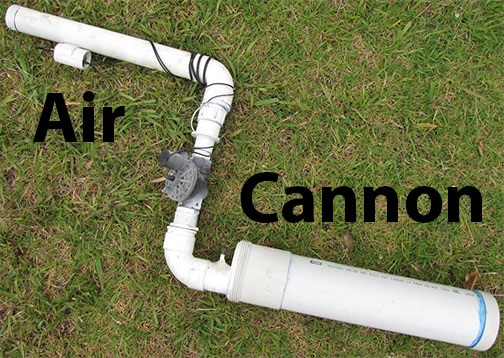 Picture of Air Powered Cannon