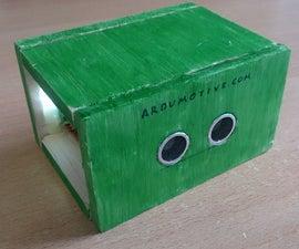 Arduino Based Distance Measure Box