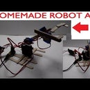 How to Make a Robot Arm Out of Popsicle Sticks