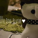 Cute Dog Plush ♥
