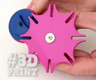 3D Printed Geneva Drive