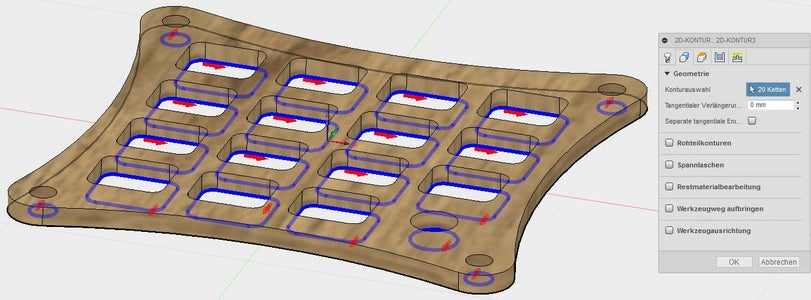 Generate the CNC G-Code With Fusion 360 CAM