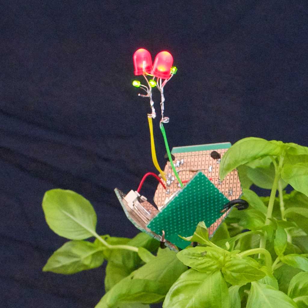 Picture of Make a Flower LED