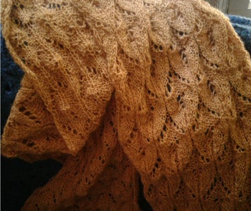 Natural Dye With Jewelweed