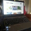 DIY lap&desk laptop stand   [Ikea&eBay hack]