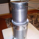 Tin Can Cook Stove