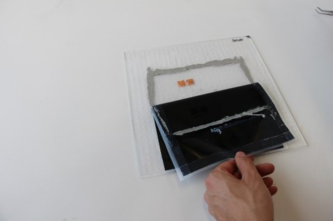 Picture of Remove Starting Plate