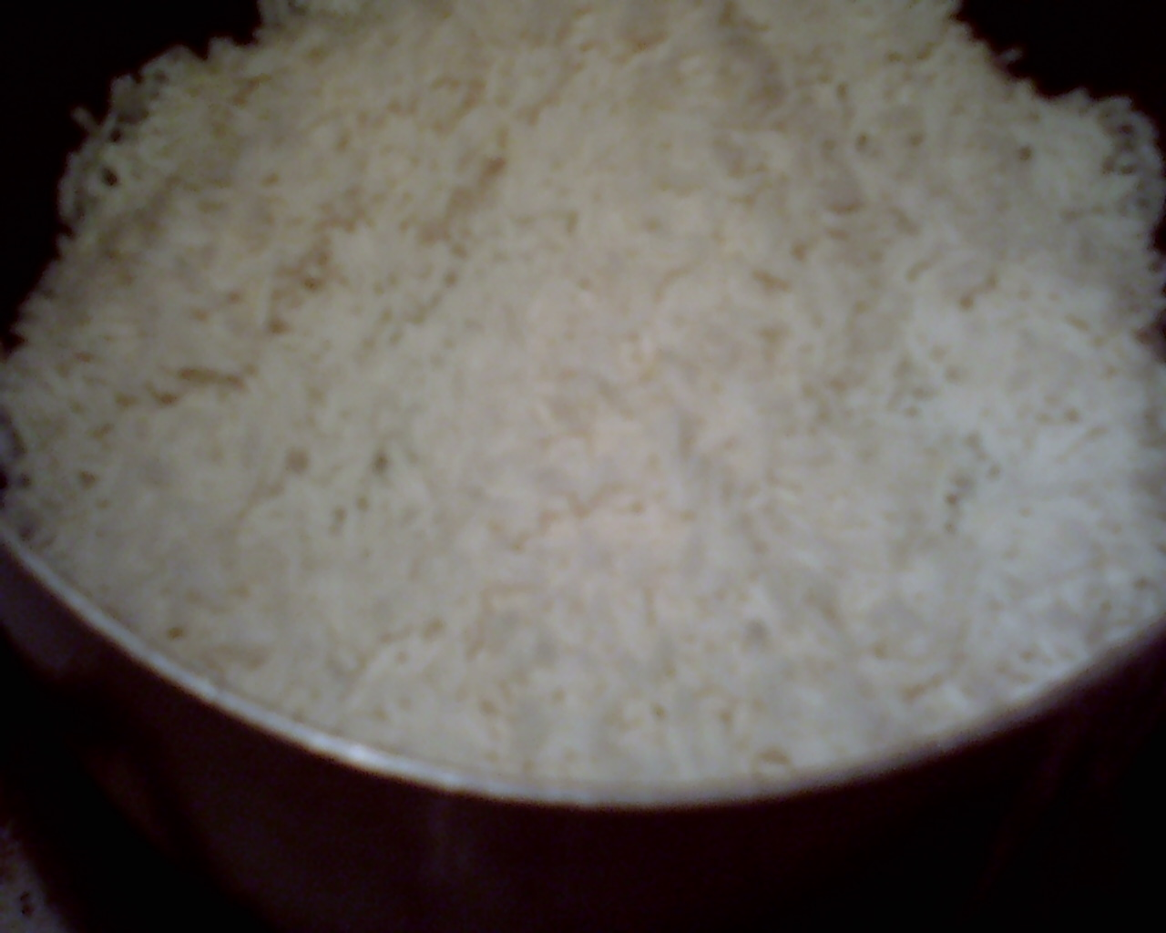 Picture of Rice Preparation.