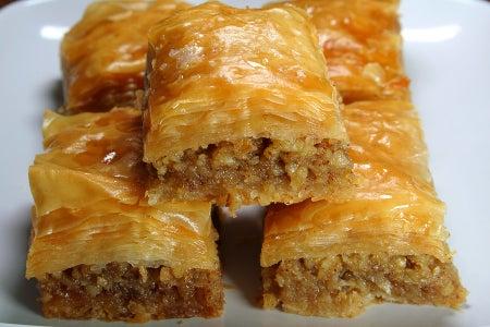 How To: Make Baklava
