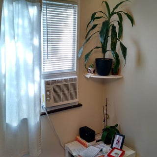 Mounting a Standard Air Conditioner in a Sliding Window (From the Inside, Without a Bracket)