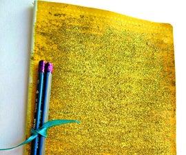 Glitter Diary/Notebook