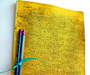 Glitter Diary/Notebook
