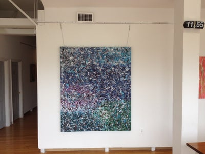 Sit Back and Enjoy Your Perfectly Hung Art!