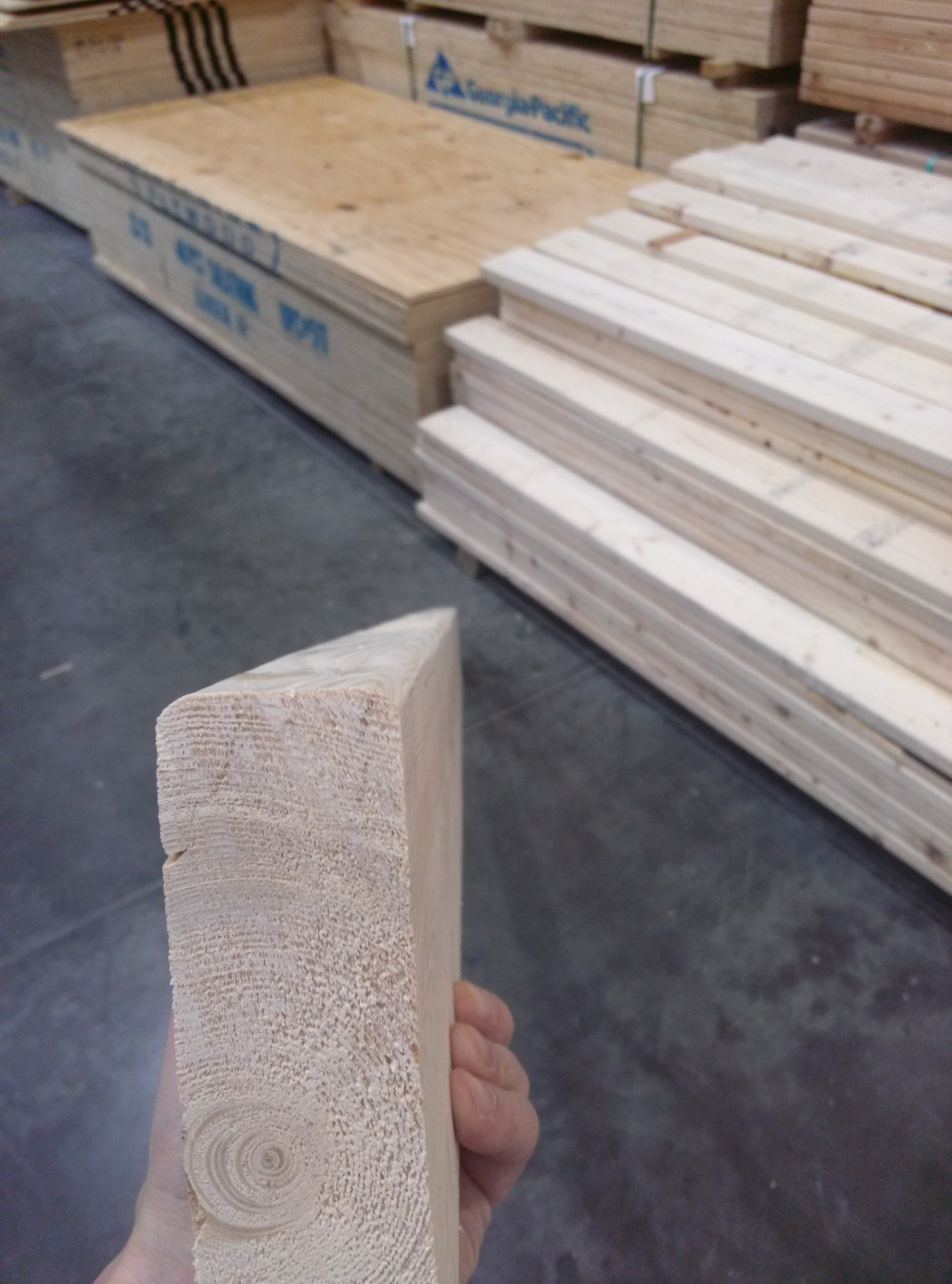 Picture of Important Notes on Buying Lumber
