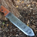 Ultimate survival knife project