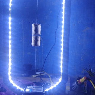DIY Heng Lamp
