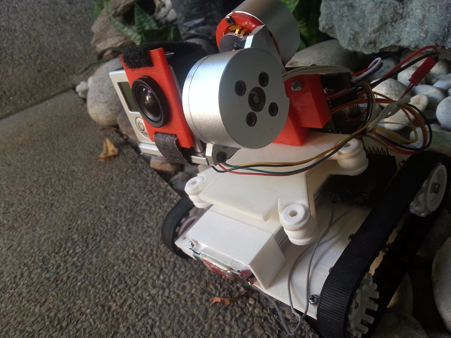 Picture of ROV TANK With Gimbal