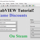 LabVIEW Tutorial: Game Discounts