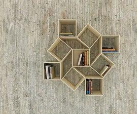 how to make a bookshelf