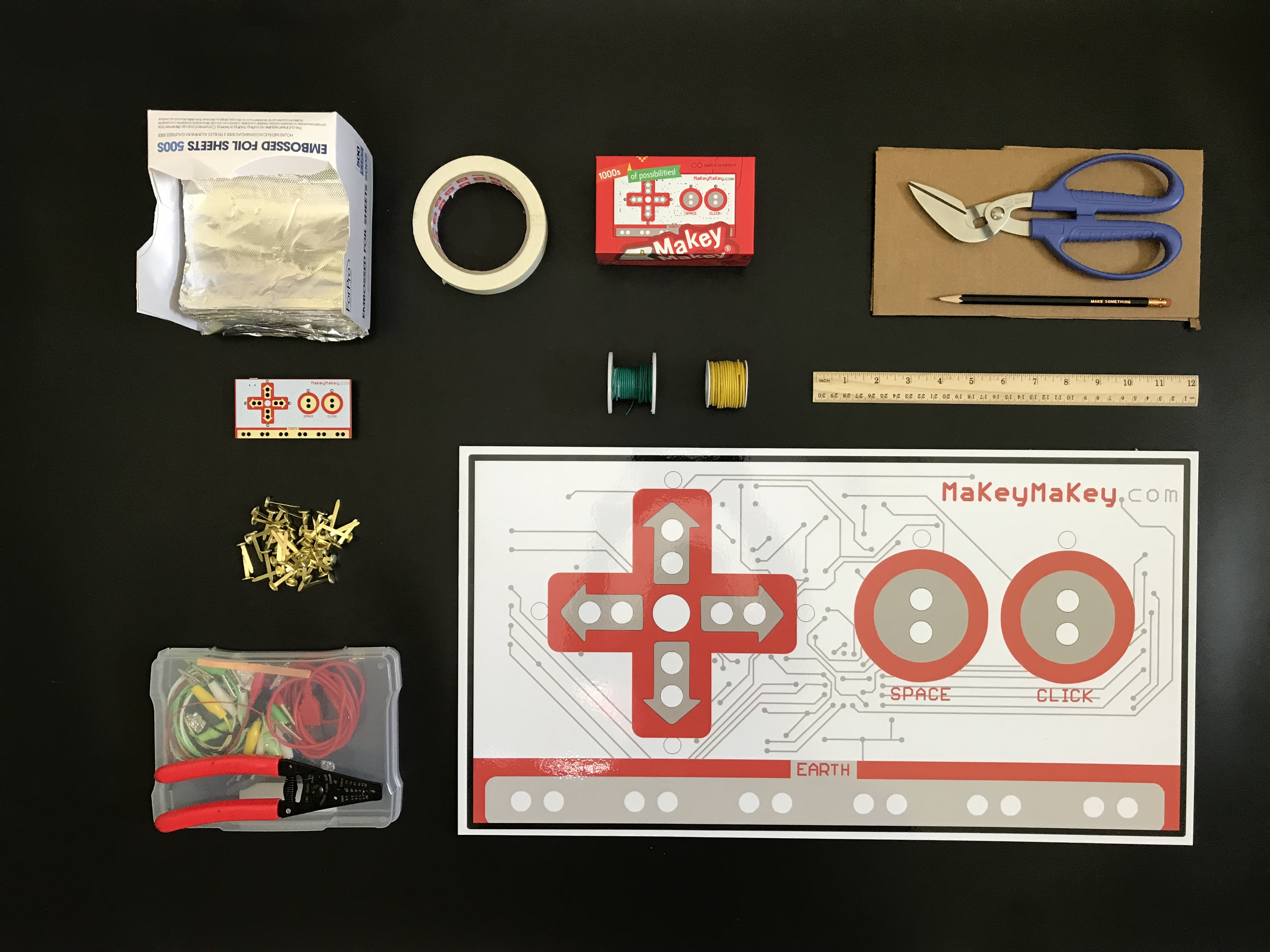 Picture of Gigantic Playable Makey Makey