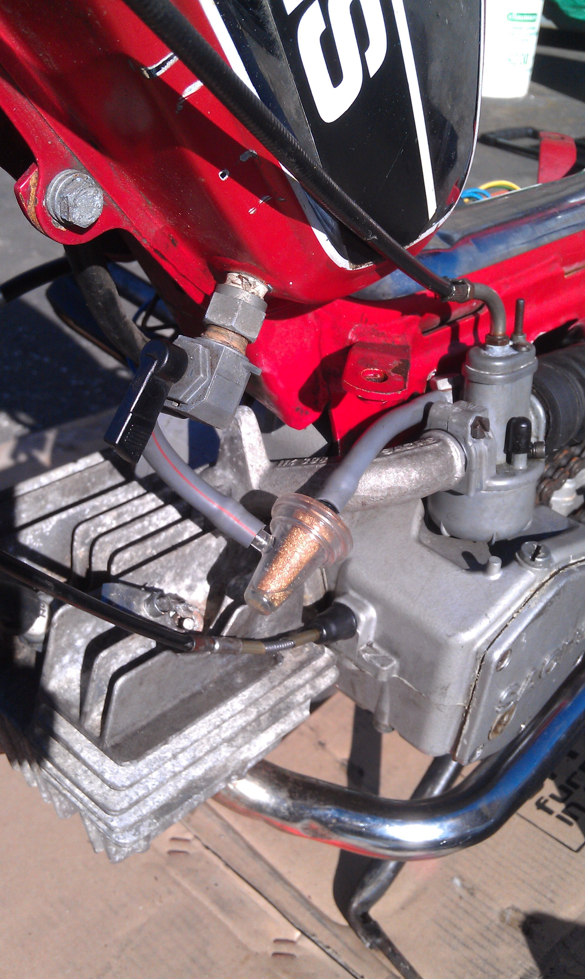 [ANLQ_8698]  MOPED INLINE FUEL FILTER : 5 Steps - Instructables | Install Inline Fuel Filter |  | Instructables