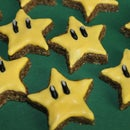 Easy 4 ingredients Super Mario Cinnamon Stars