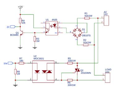 High Voltage Circuit