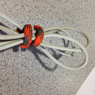Paracord Cable Ties