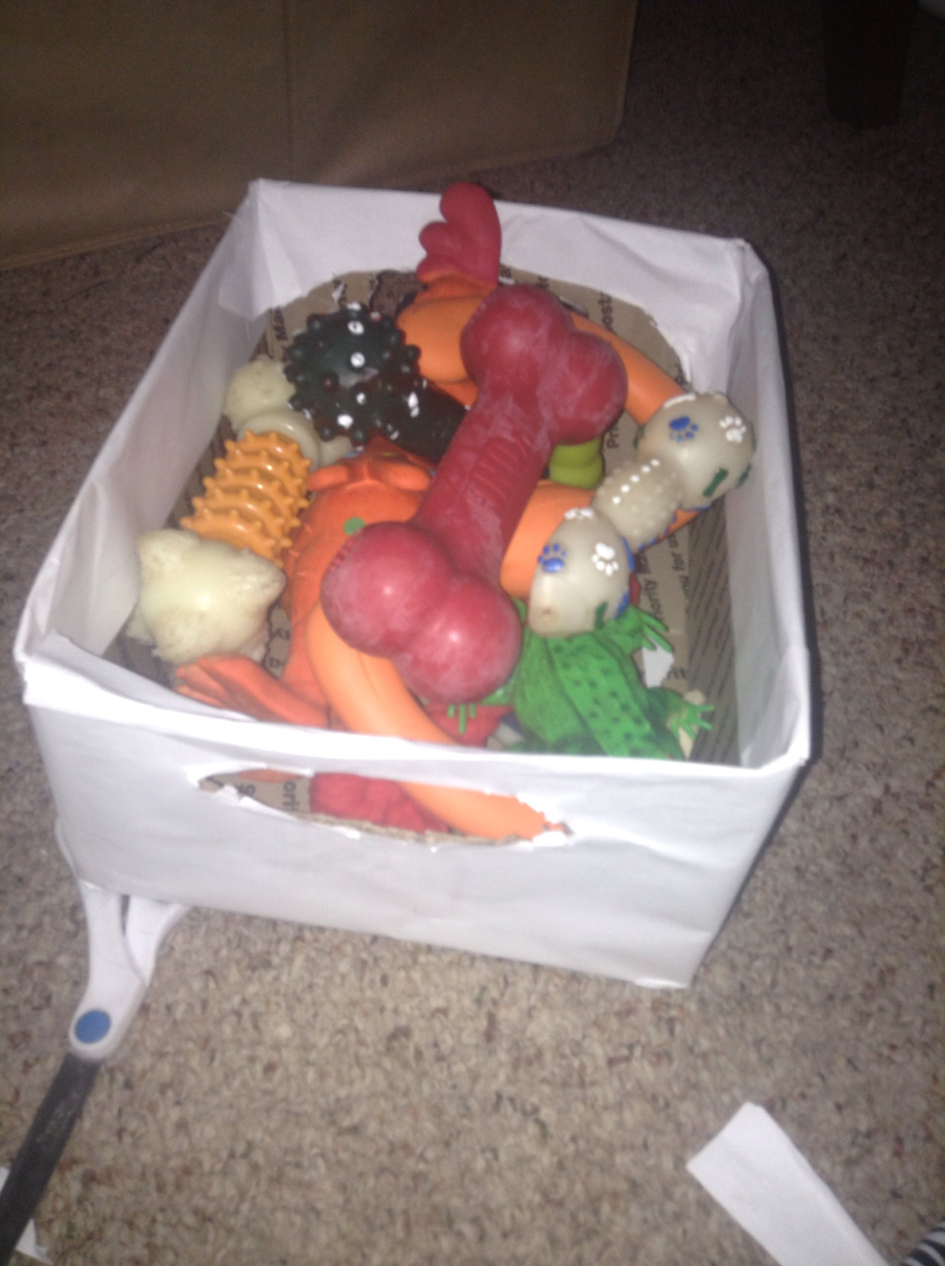 Picture of Put What U Want Inside the Box and Then Ur Done