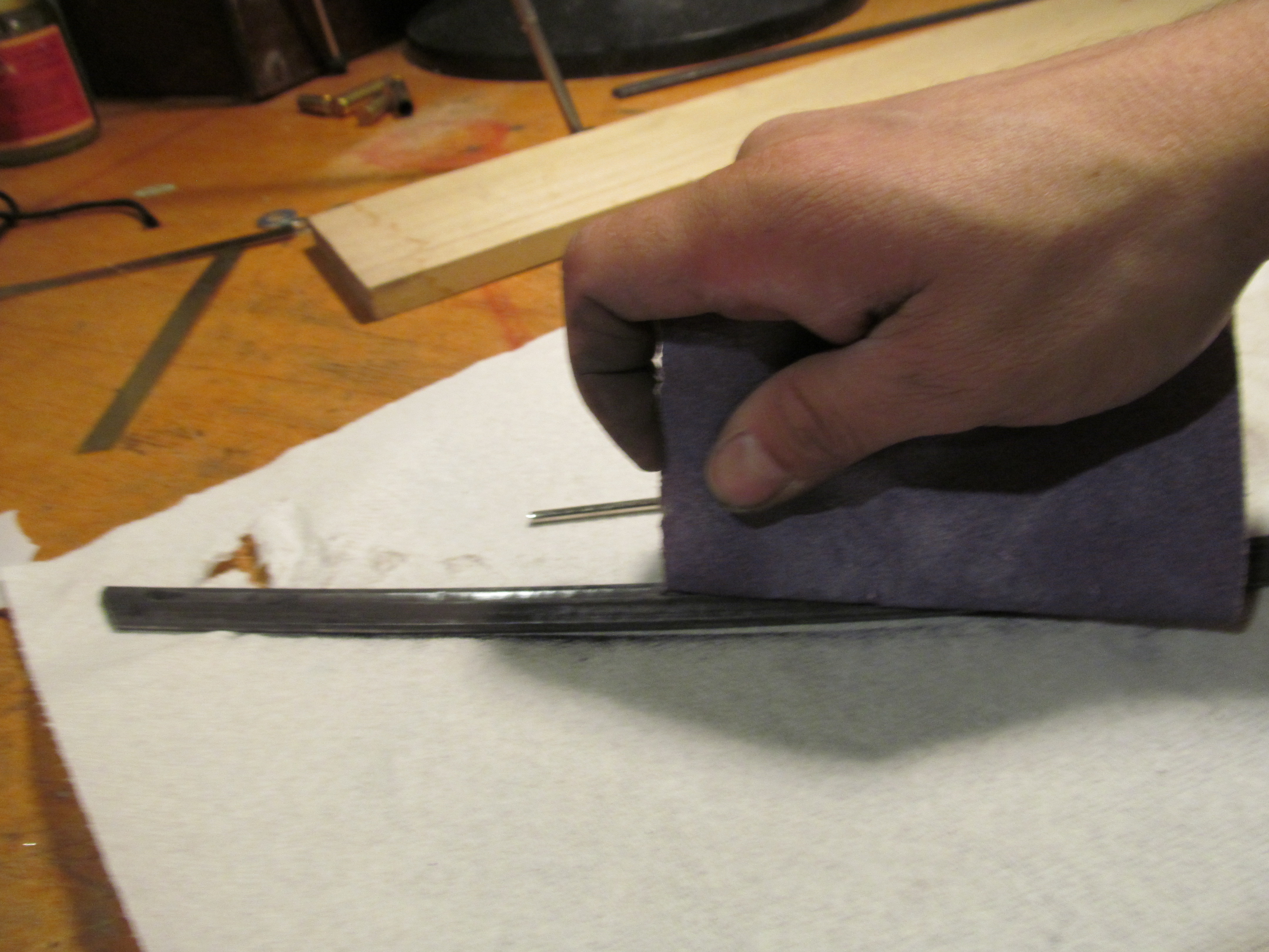 Picture of Cutting the Groove