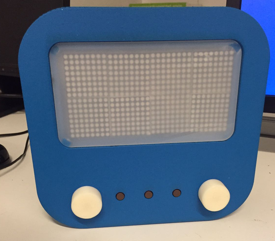 Picture of Arduino Telesketch With Led Matrix